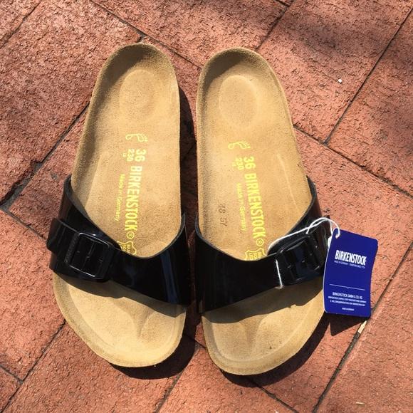 557c9778f01b Birkenstock Women s Madrid Birko Flor Sandals